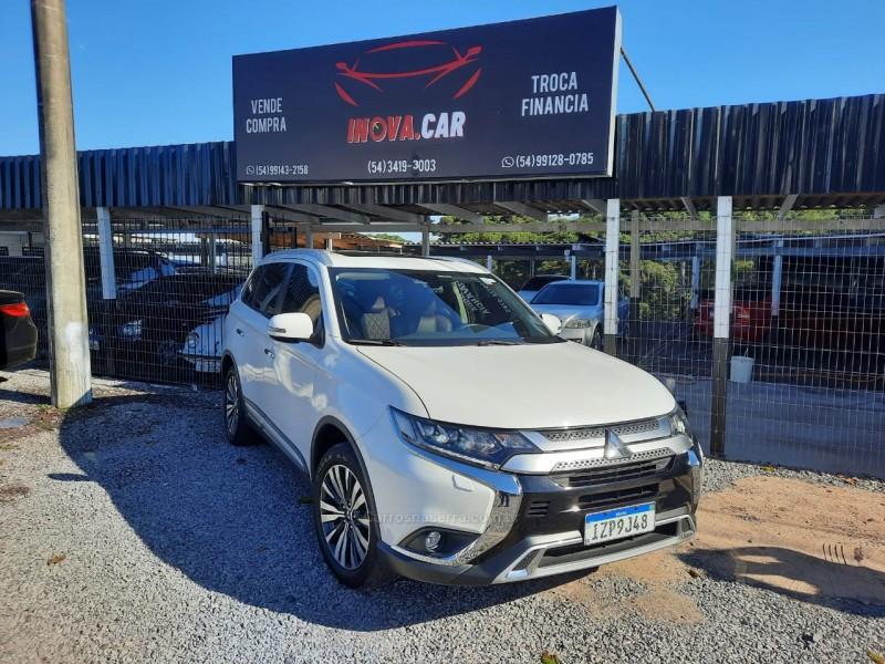 outlander 2.2 4x4 16v diesel 4p automatico 2019 caxias do sul