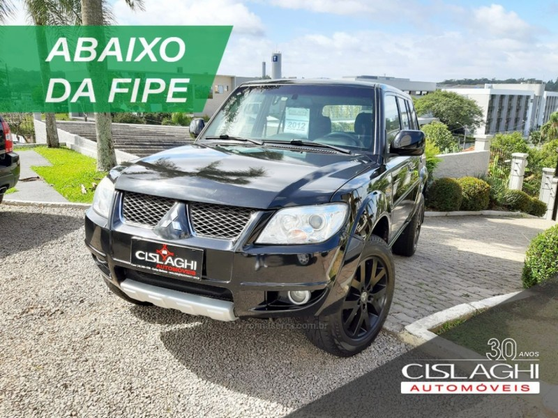 pajero tr4 2.0 4x4 16v 140cv flex 4p manual 2012 carlos barbosa