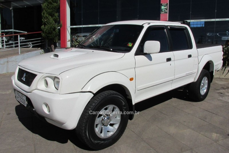l200 2.5 sport hpe 4x4 cd 8v turbo intercooler diesel 4p manual 2005 farroupilha
