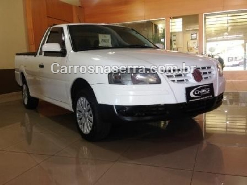 CAMIONETES SAVEIRO-1.6-CL-CS-8V-GASOLINA-2P-MANUAL 2009