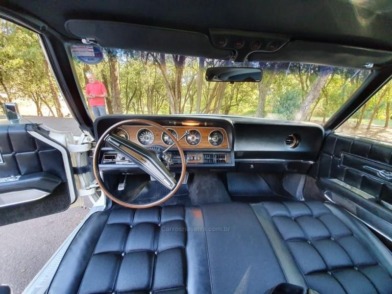 THUNDERBIRD 3.9 V8 16V GASOLINA 2P AUTOMÁTICO - 1971 - FELIZ