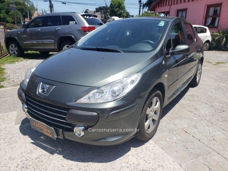 307 1.6 presence sedan 16v flex 4p manual 2011 gramado