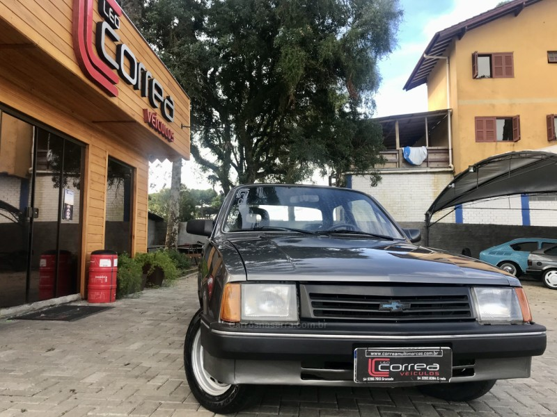 chevette 1.6 dl 8v gasolina 2p manual 1992 canela