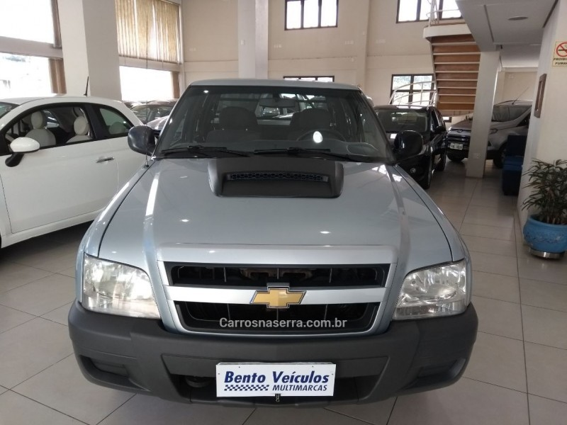 s10 2.8 colina 4x4 cd 12v turbo electronic intercooler diesel 4p manual 2011 bento goncalves
