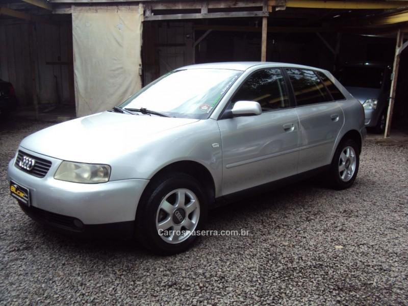 a3 1.8 20v 150cv turbo gasolina 4p manual 2003 caxias do sul