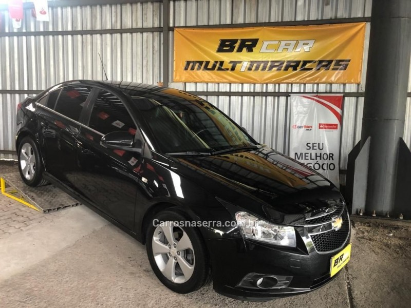 cruze 1.8 lt 16v flex 4p manual 2012 caxias do sul