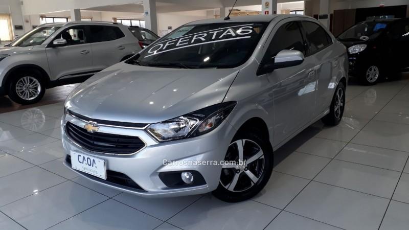 PRISMA 1.4 MPFI LTZ 8V FLEX 4P AUTOMÁTICO - 2019 - CAXIAS DO SUL