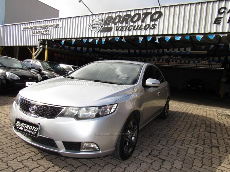 cerato 1.6 ex3 sedan 16v gasolina 4p automatico 2011 bento goncalves
