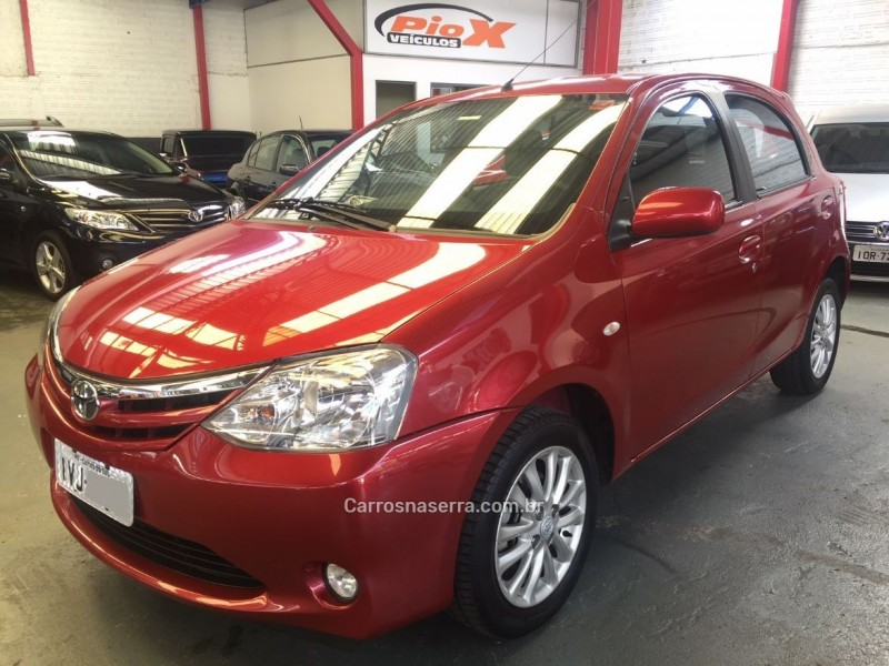 etios 1.5 xls 16v flex 4p manual 2013 caxias do sul