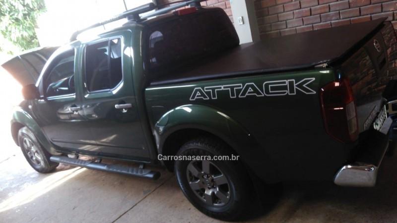 frontier 2.5 sv attack 4x2 cd turbo eletronic diesel 4p manual 2015 carlos barbosa