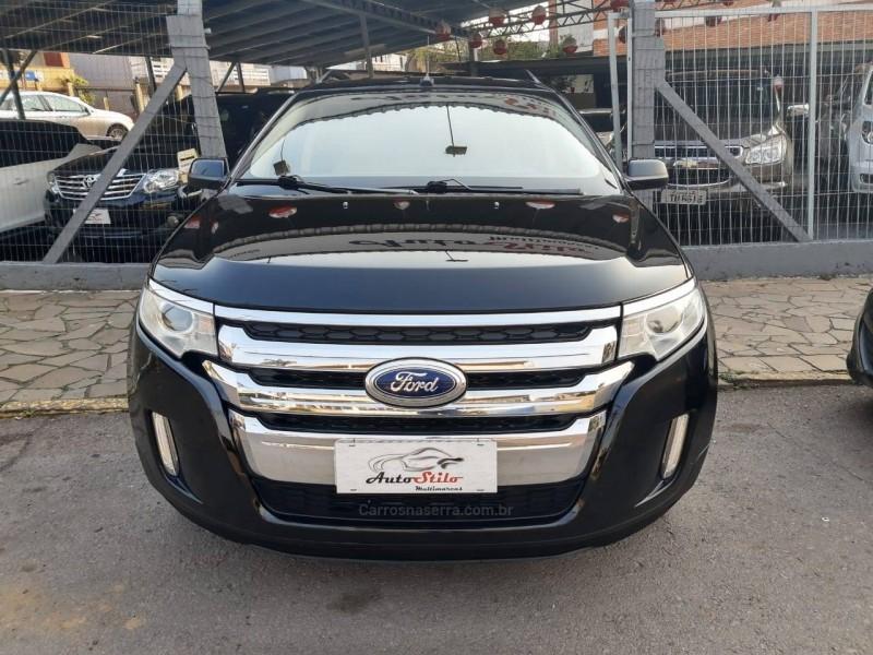 edge 3.5 limited fwd v6 24v gasolina 4p automatico 2011 bento goncalves