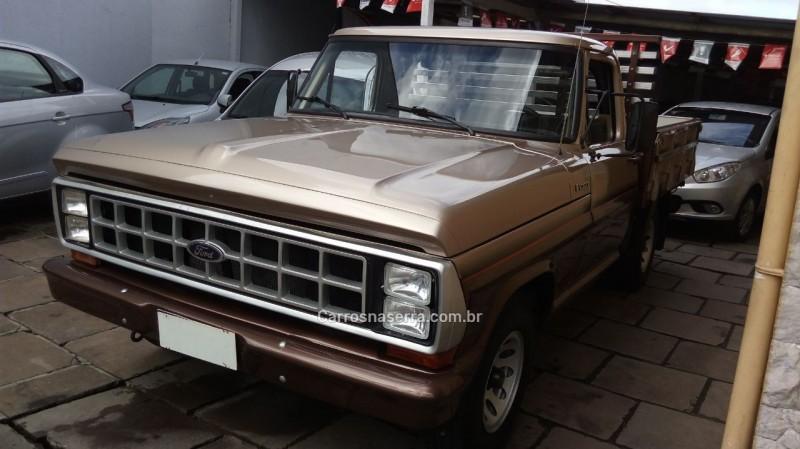 f 1000 diesel 2p manual 1986 bento goncalves