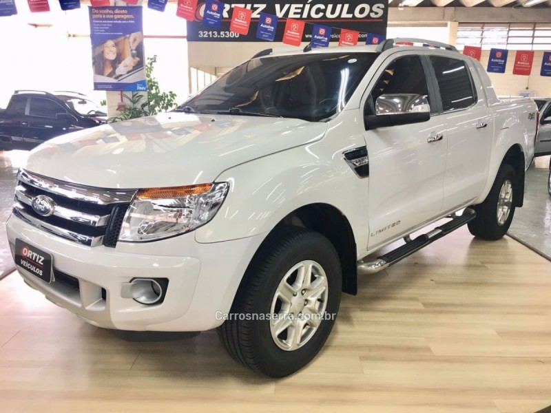 ranger 3.2 limited 4x4 cd 20v diesel 4p automatico 2013 caxias do sul
