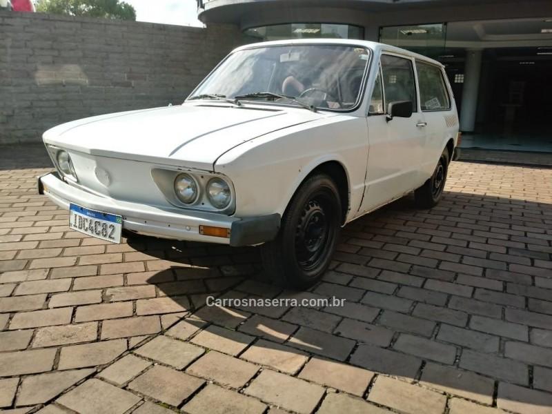 brasilia 1.6 8v gasolina 2p manual 1978 serafina correa