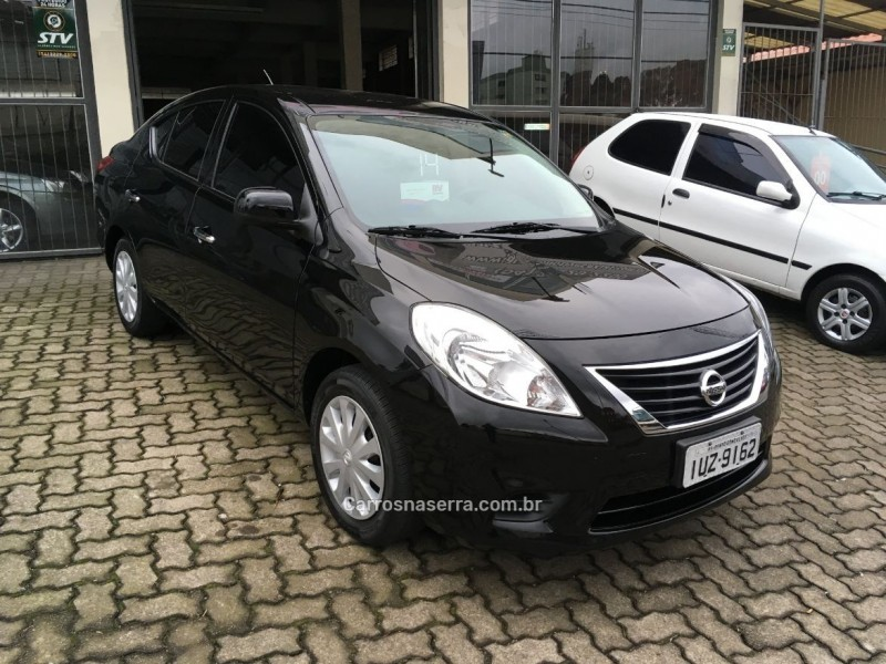 versa 1.6 16v flex sv 4p manual 2014 caxias do sul