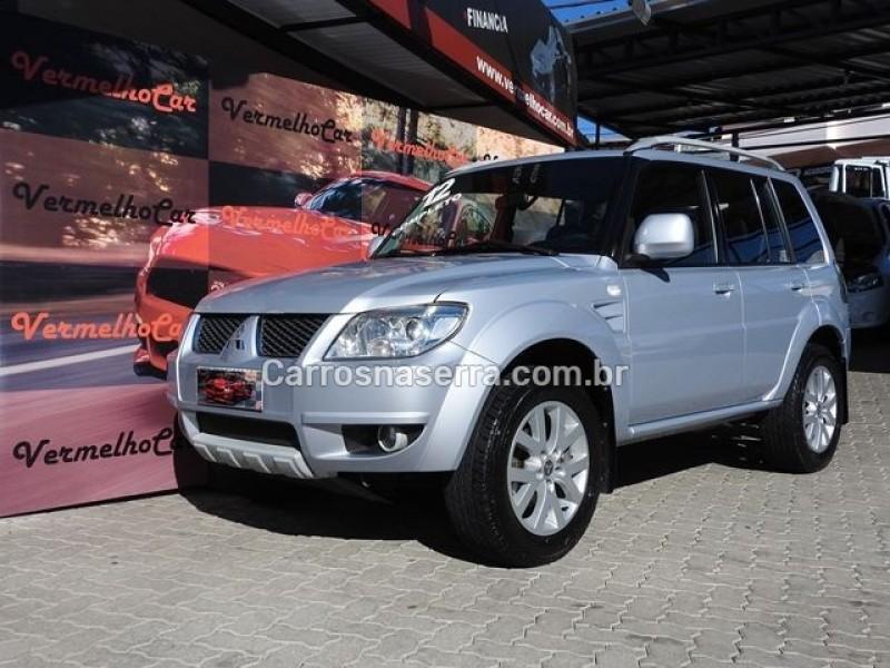 pajero tr4 2.0 4x2 16v 140cv flex 4p automatico 2012 caxias do sul