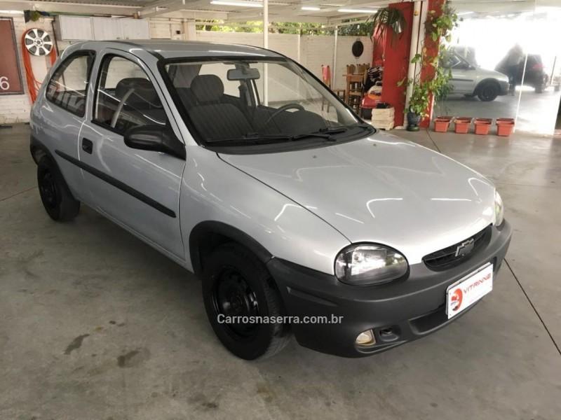 corsa 1.0 mpf wind 8v gasolina 2p manual 1998 caxias do sul