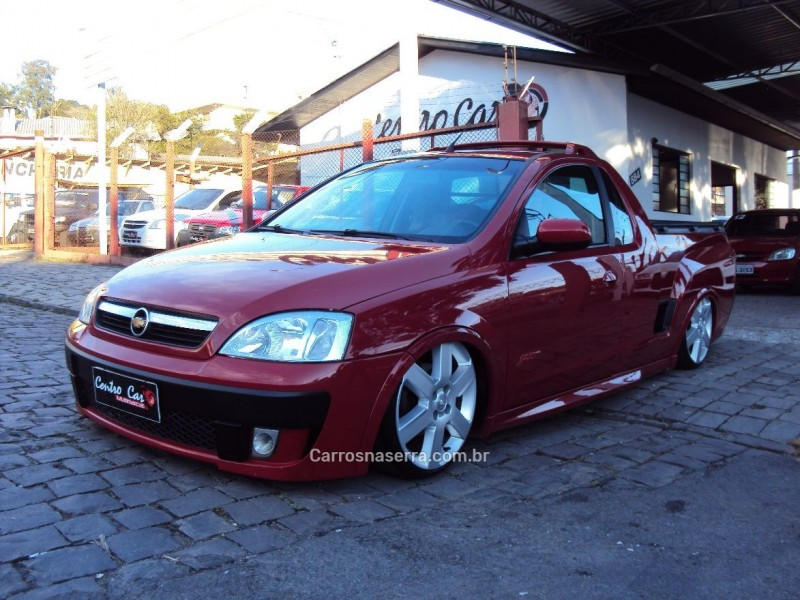 montana 1.8 sport cs 8v flex 2p manual 2004 caxias do sul