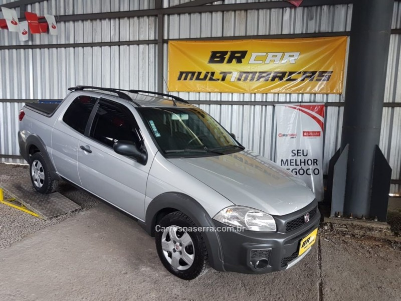 strada 1.4 mpi working cd 8v flex 3p manual 2014 caxias do sul