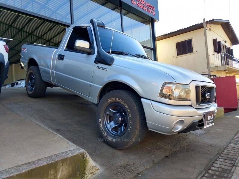 ranger 2.8 xl 4x4 cs 8v turbo intercooler diesel 2p manual 2005 vacaria