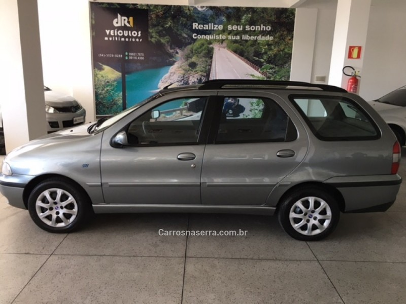 palio 1.6 mpi stile weekend 16v gasolina 4p manual 1999 caxias do sul