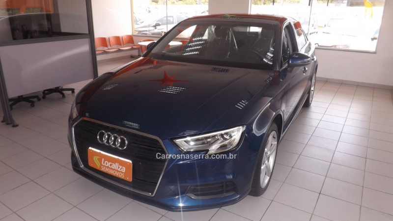 a3 1.4 tfsi sedan ambiente 16v flex 4p tiptronic 2018 caxias do sul