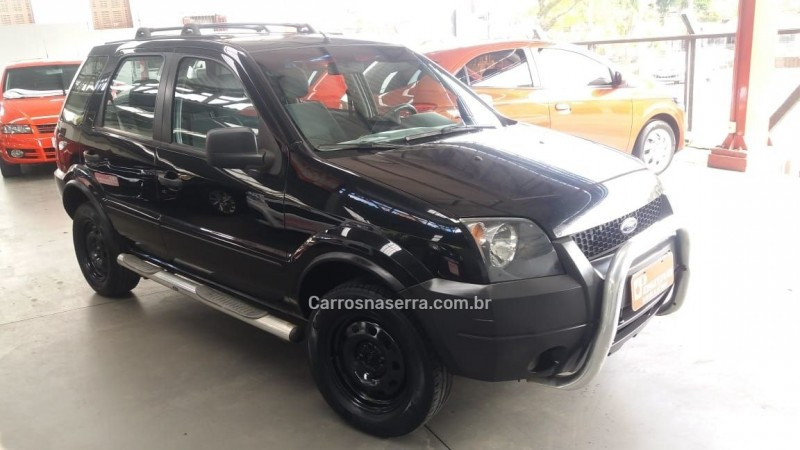 ecosport 1.6 xl 8v gasolina 4p manual 2004 caxias do sul
