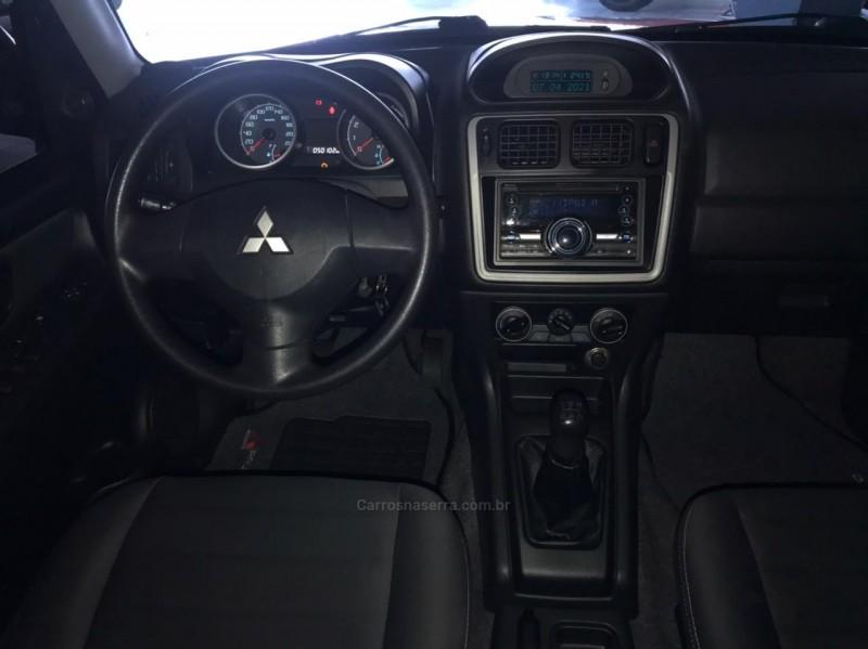 PAJERO TR4 2.0 4X2 16V 140CV FLEX 4P MANUAL - 2015 - CAXIAS DO SUL