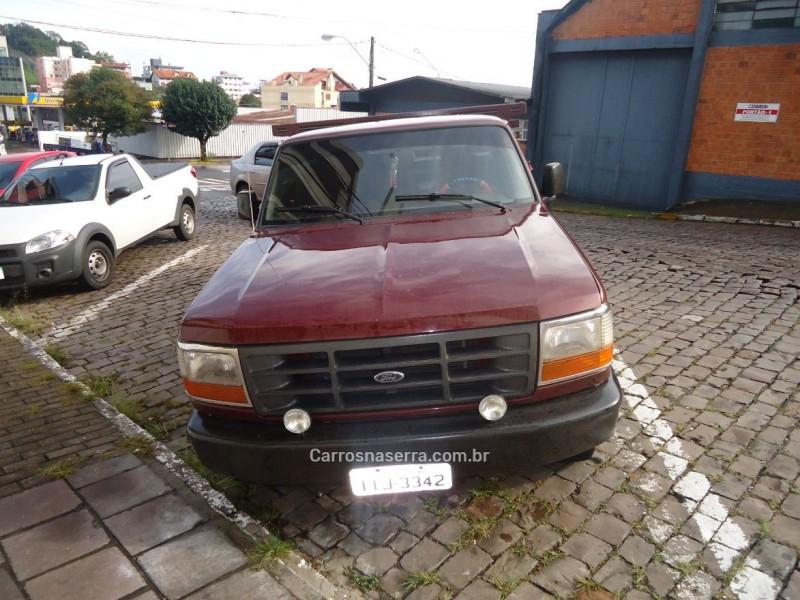 f 1000 4.3 xlt 4x2 cs turbo diesel 2p manual 1998 flores da cunha