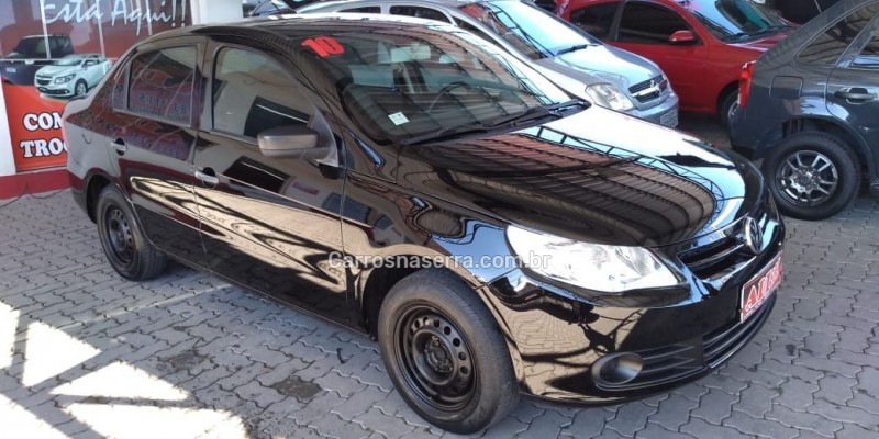 voyage 1.0 mi comfortline 8v flex 4p manual 2010 caxias do sul