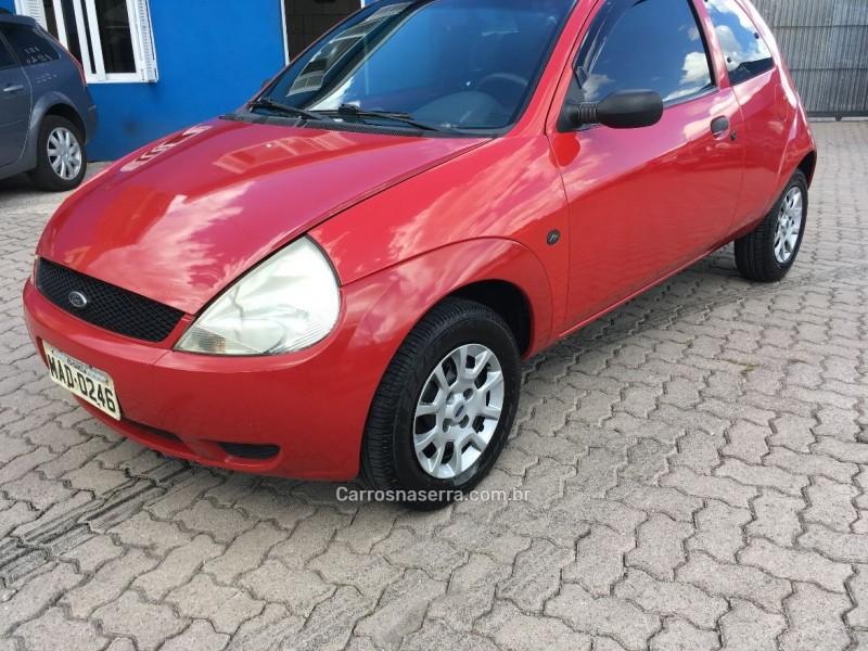ka 1.0 mpi gl 8v gasolina 2p manual 2005 caxias do sul