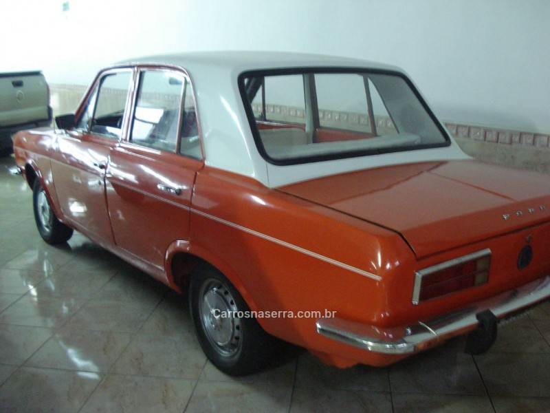 CORCEL  - 1976 - BENTO GONçALVES