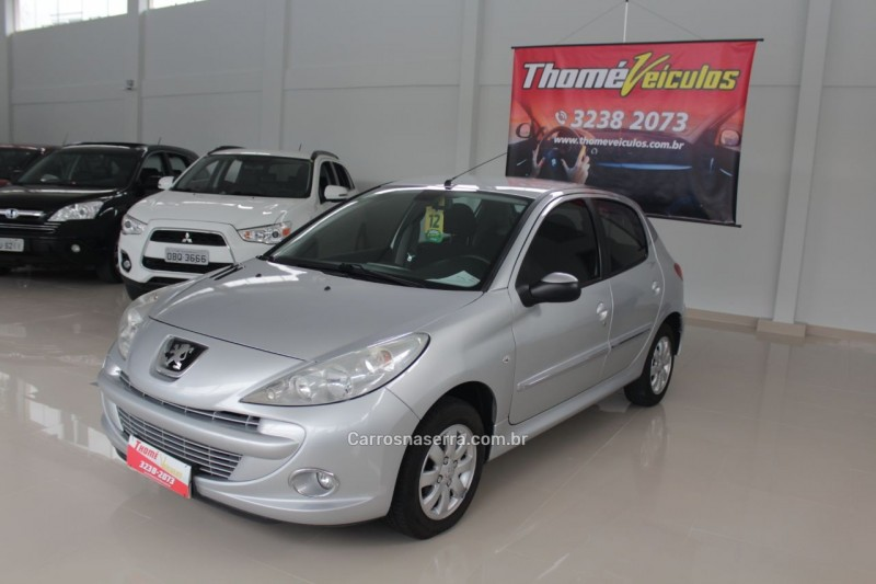 207 1.4 xr sport sw 8v flex 4p manual 2012 caxias do sul