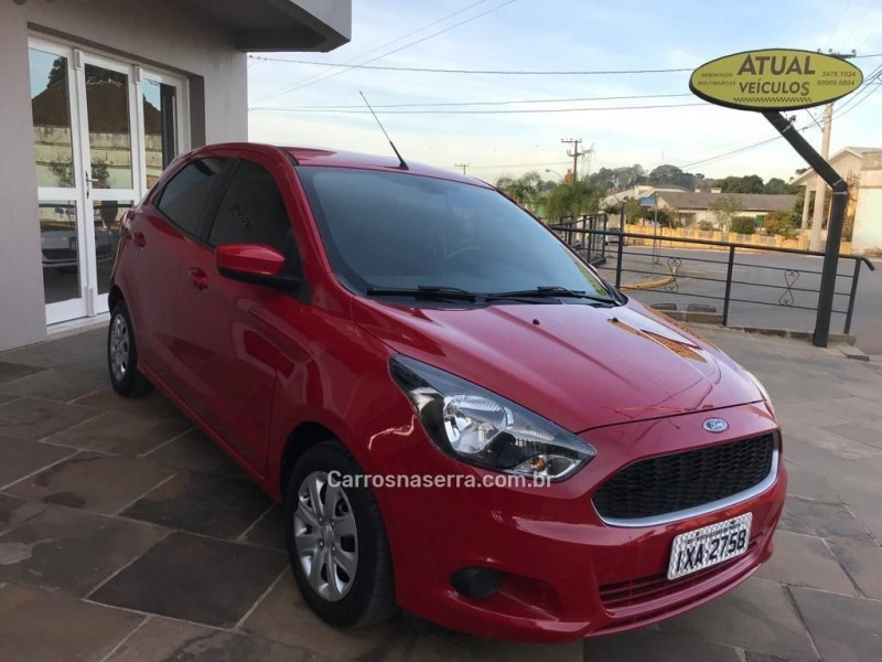 ka 1.0 se 12v flex 4p manual 2016 vista alegre do prata