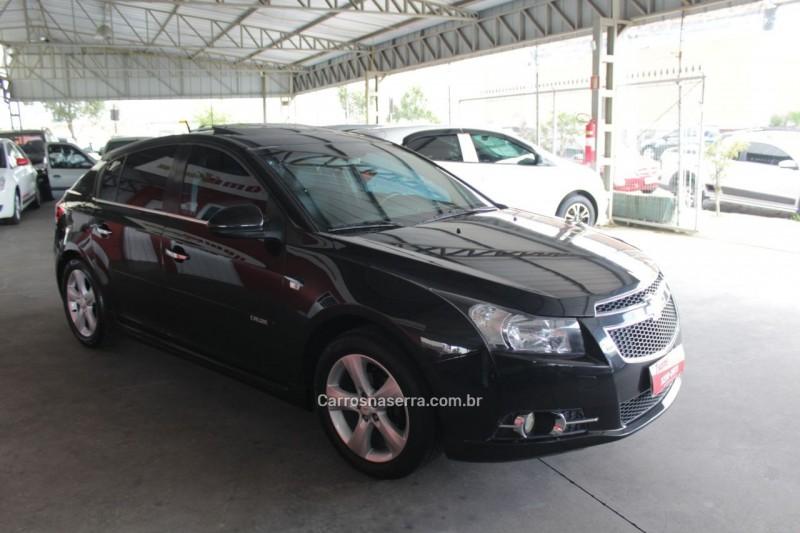 CRUZE 1.8 LTZ SPORT6 16V FLEX 4P AUTOMÁTICO - 2013 - CAXIAS DO SUL