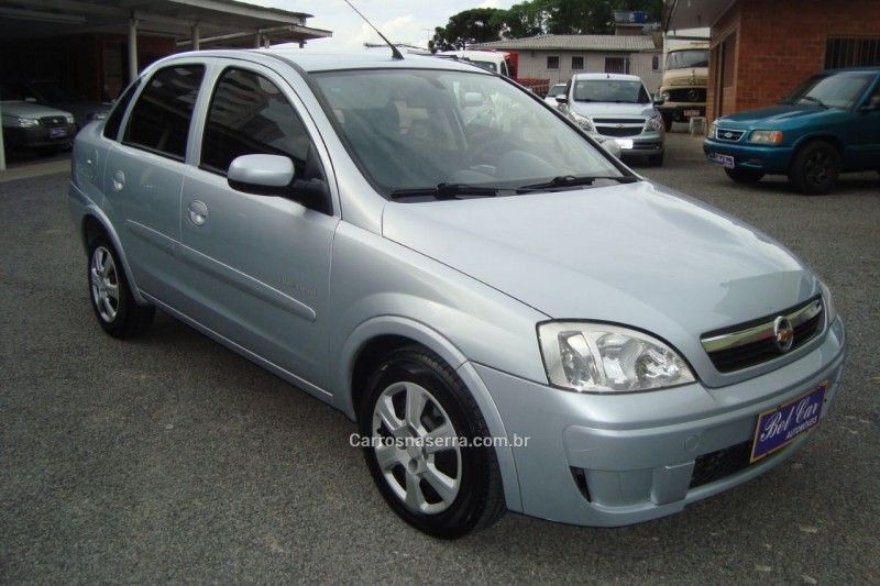 corsa 1.4 mpfi premium 8v flex 4p manual 2011 caxias do sul