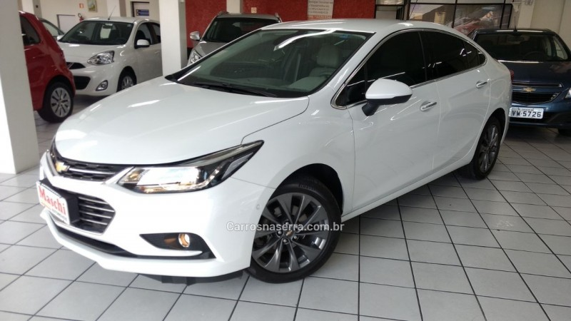 cruze 1.4 turbo ltz 16v flex 4p automatico 2017 caxias do sul