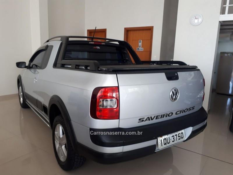 SAVEIRO 1.6 CROSS CE 8V FLEX 2P MANUAL - 2011 - CAXIAS DO SUL