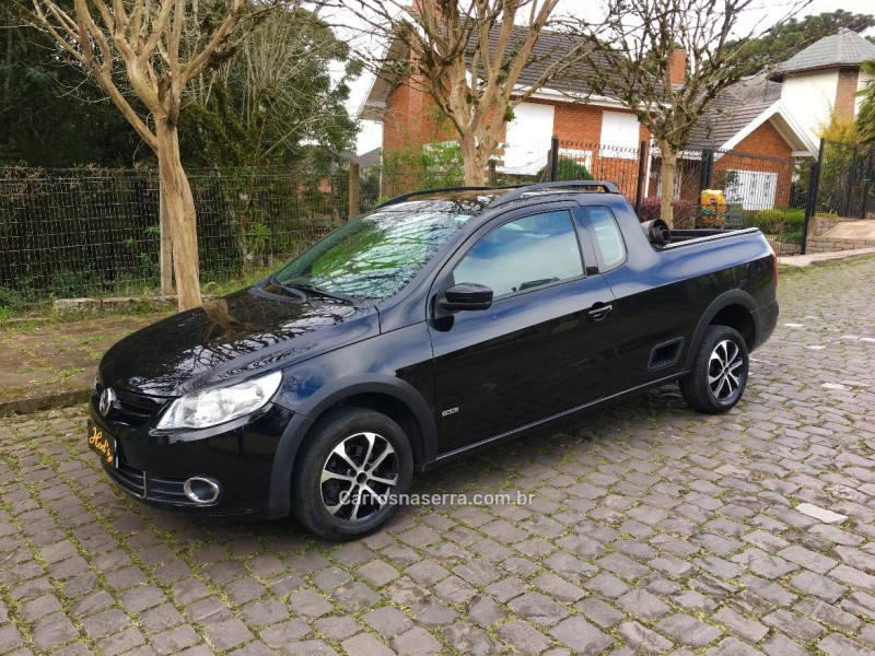 saveiro 1.6 mi trend ce 8v flex 2p manual g.v 2012 canela