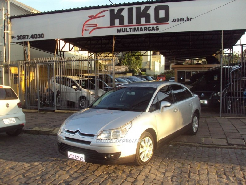 c4 2.0 glx pallas 16v flex 4p manual 2010 caxias do sul