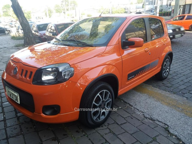 uno 1.4 sporting 8v flex 4p manual 2013 caxias do sul