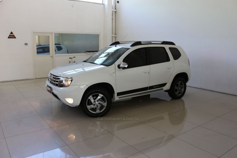 duster 1.6 tech road 4x2 16v flex 4p manual 2014 taquara