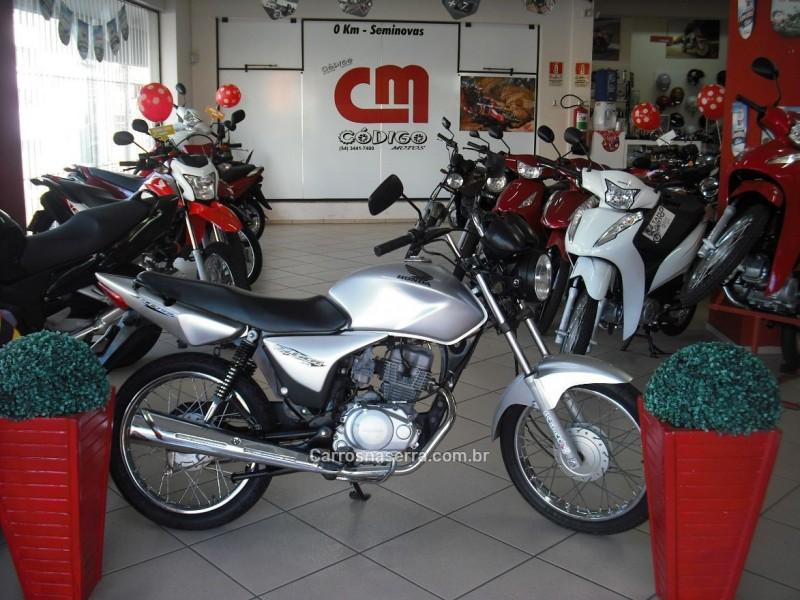 cg 150 titan es 2006 veranopolis