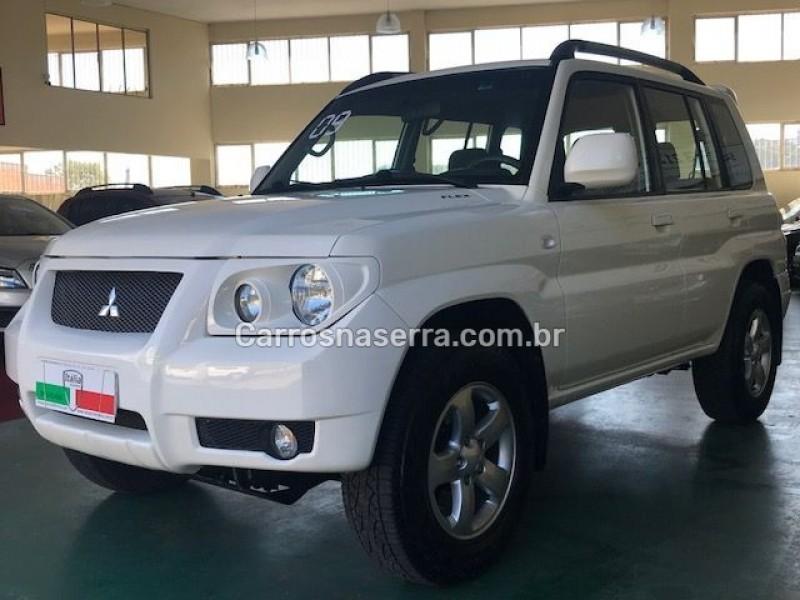 pajero tr4 2.0 4x4 16v 131cv gasolina 4p automatico 2009 caxias do sul