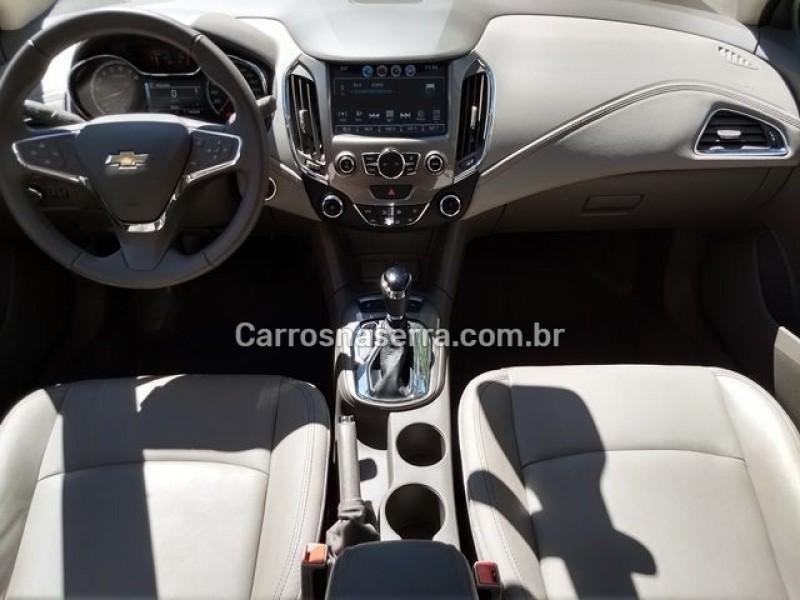 CRUZE 1.4 TURBO LTZ 16V FLEX 4P AUTOMÁTICO - 2017 - BENTO GONçALVES
