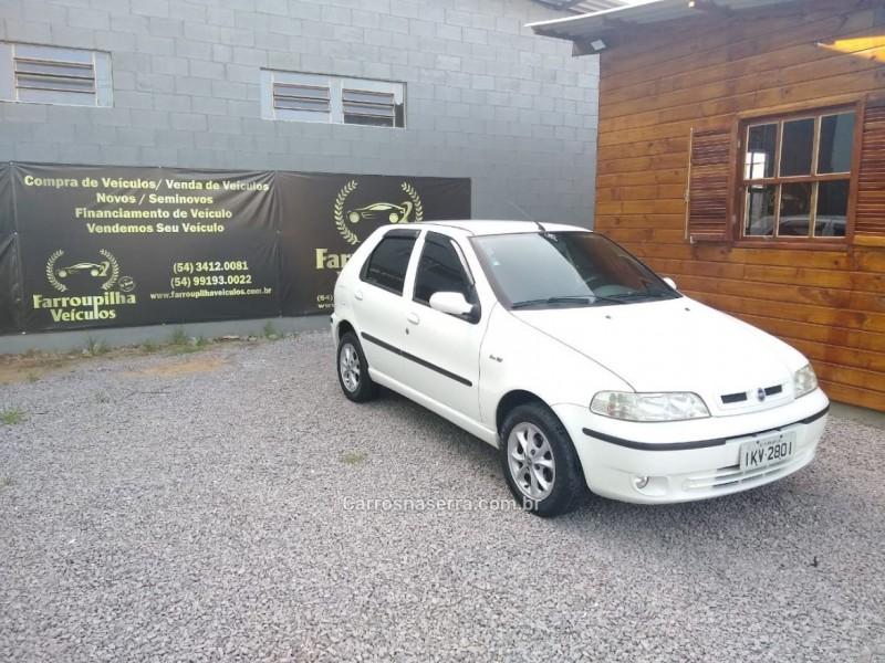 palio 1.0 mpi elx 25 anos fire 16v gasolina 4p manual 2003 farroupilha