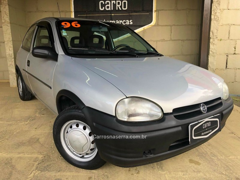 corsa 1.0 efi wind super 8v gasolina 2p manual 1996 caxias do sul