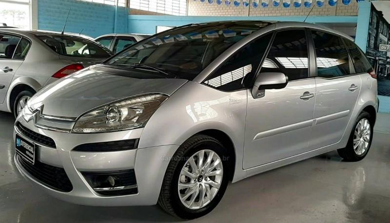 c4 picasso 2.0 16v gasolina 4p automatico 2013 caxias do sul