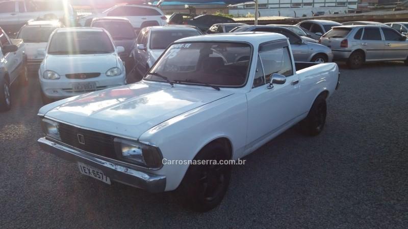 polara 1.8 gl 8v gasolina 2p manual 1973 farroupilha