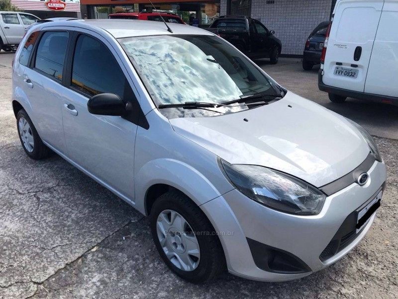 fiesta 1.0 rocam se plus hatch 8v flex 4p manual 2014 caxias do sul